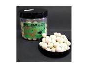 Fluo White Scopex Hookbaits 10mm