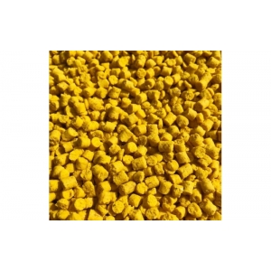 Fast melt Pellets - Jellow Bananas - 4mm