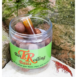 Red Krill Boosted Hookbaits 18 mm