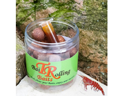 Red Krill Boosted Hookbaits 24 mm