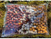 Mixed Boilies - Futterboilies 2,5 KG