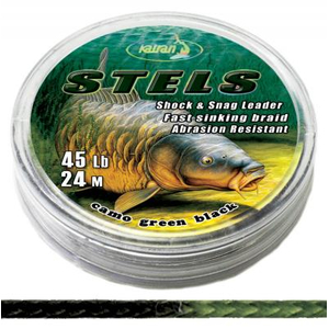 Stels Shock Snag Leader 45 Lbs.