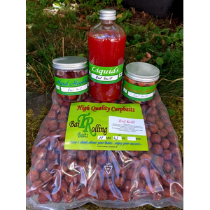 Baitbundle Red Krill